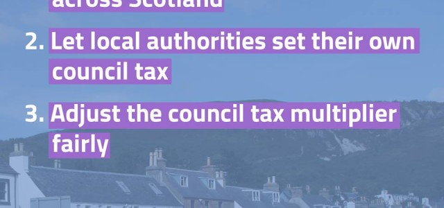 Scottish Greens used the 2016/17 budget today to highlight ways that ‪#‎ScotlandCan‬ push the Scottish Government to be bolder in enabling local authorities to raise vital revenue to protect frontline […]
