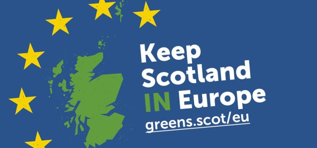 Keep Scotland In Europe. Our petition is back up. Huge demand. Please do sign & share. https://greens.scot/keep-scotland-in-europe