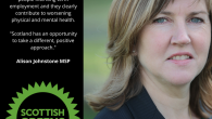 Scottish Green MSPs today published a report showing, for the first time, the number of people likely to face sanctions under Scottish-controlled employment programmes unless the Scottish Government takes action.   […]