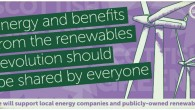 TheScottish Government's decision to ban Underground Coal Gasification (UCG) is first and foremost a victory for people power. But it also speaks to the wider energy choices Scotland must face […]